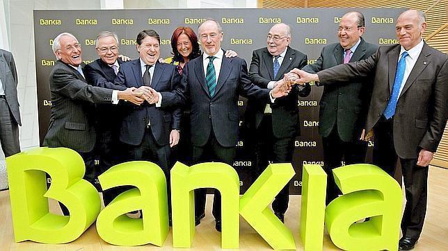 El TS sentencia que la salida a Bolsa de Bankia fuefraudulenta