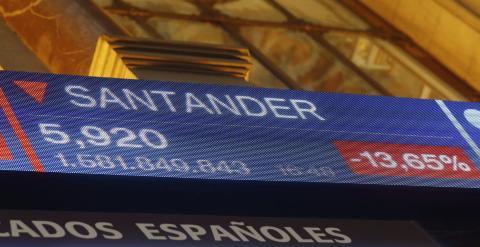 """La Audiencia de Barcelona obliga al Banco Santander a devolver 600.000 € invertidos en """"Valores Santander"""""""